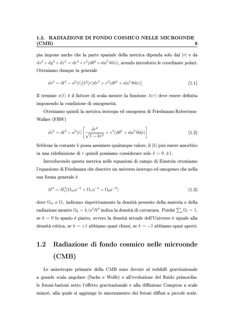Anteprima della tesi: Cosmologia di precisione con l'Effetto Sunyaev-Zel'dovich, Pagina 3