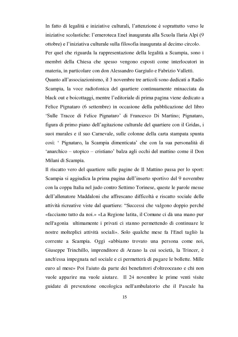 Anteprima della tesi: Mosaico Scampia: tra rappresentazioni mediali e lo sguardo degli abitanti sul proprio quartiere, Pagina 10