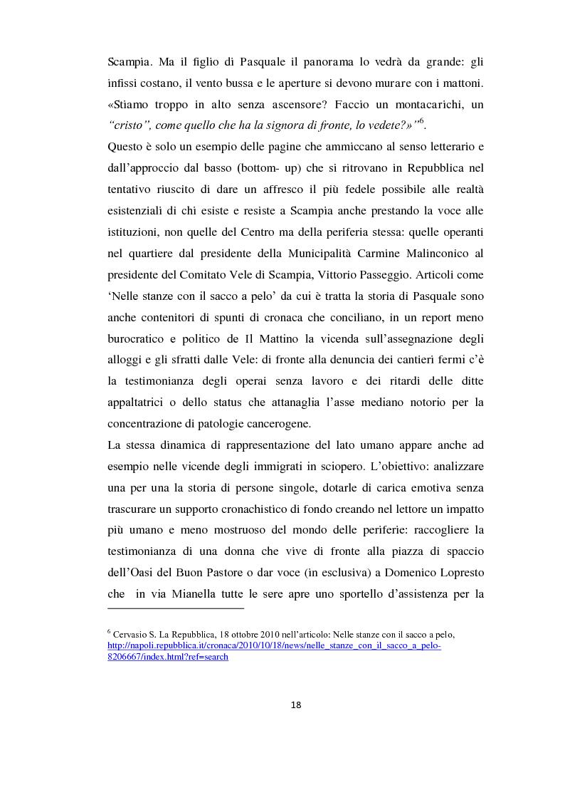 Anteprima della tesi: Mosaico Scampia: tra rappresentazioni mediali e lo sguardo degli abitanti sul proprio quartiere, Pagina 13