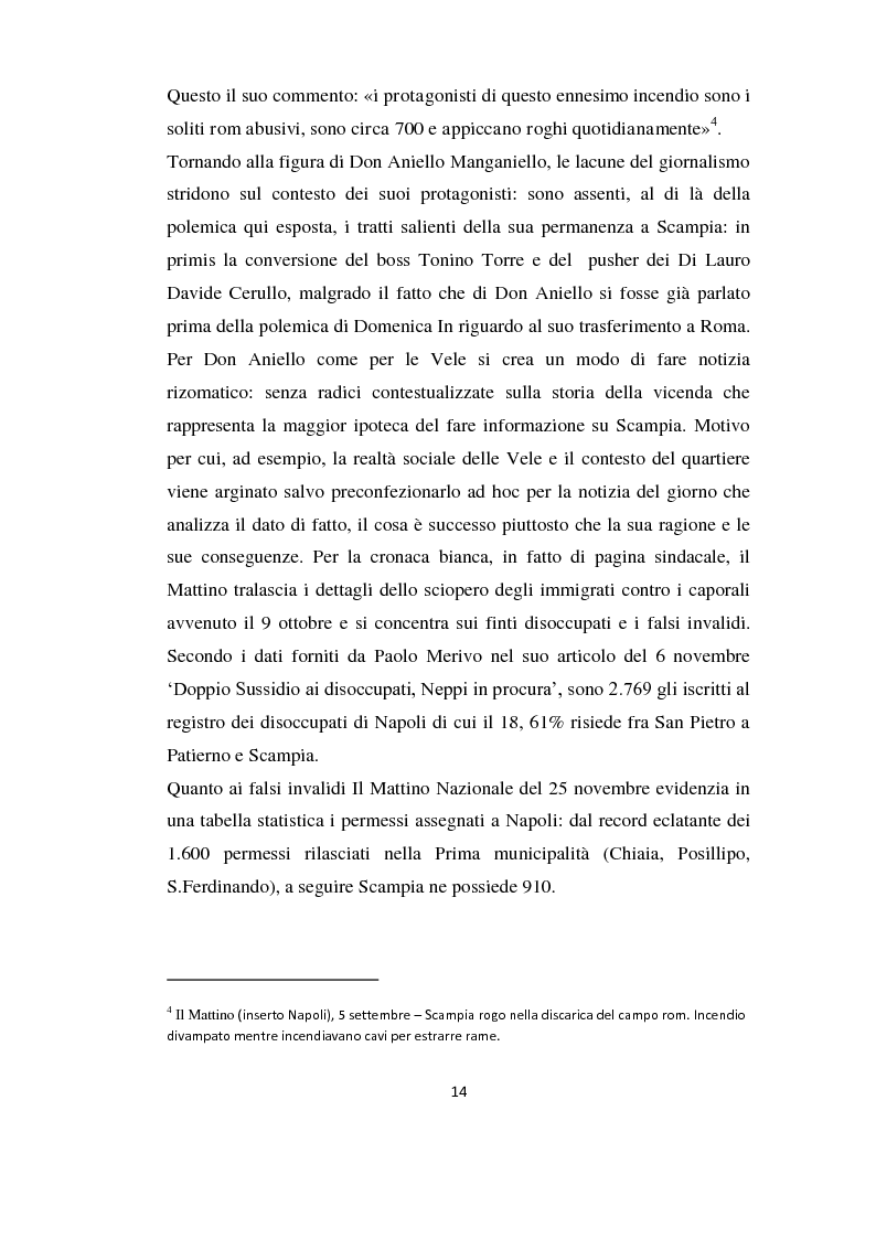 Anteprima della tesi: Mosaico Scampia: tra rappresentazioni mediali e lo sguardo degli abitanti sul proprio quartiere, Pagina 9