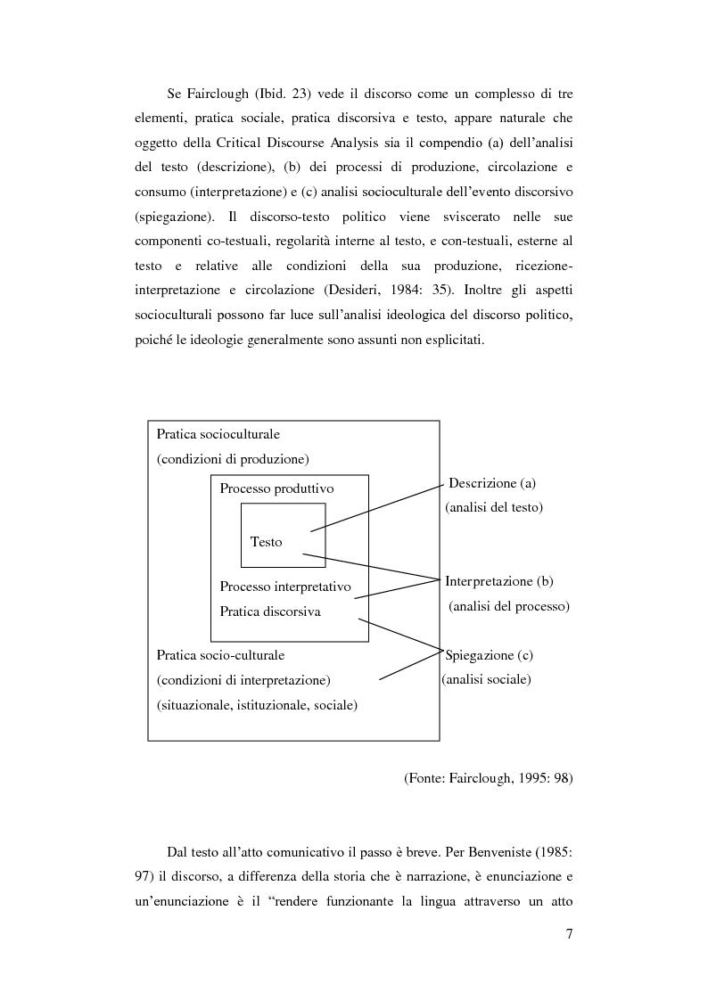 Anteprima della tesi: Resa delle citazioni nell'interpretazione consecutiva dei discorsi di Hugo Chávez, Pagina 10