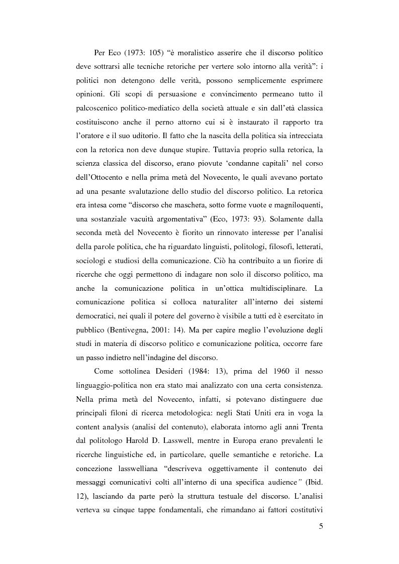 Anteprima della tesi: Resa delle citazioni nell'interpretazione consecutiva dei discorsi di Hugo Chávez, Pagina 8
