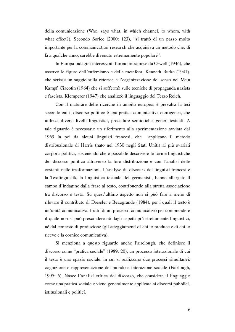 Anteprima della tesi: Resa delle citazioni nell'interpretazione consecutiva dei discorsi di Hugo Chávez, Pagina 9
