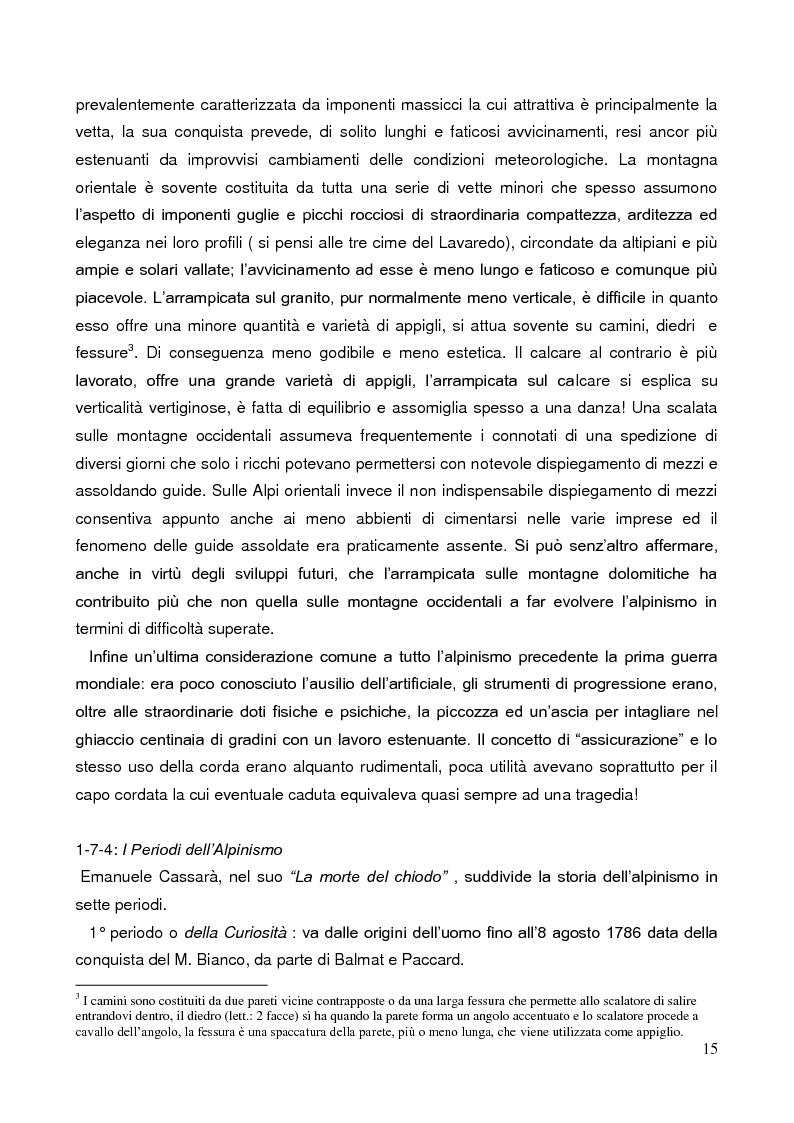 Anteprima della tesi: La Forza nell'Arrampicata Sportiva, Pagina 12