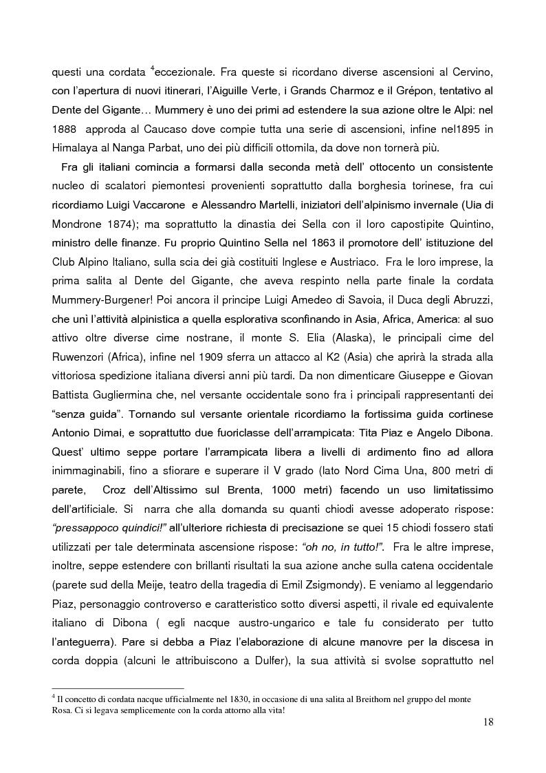 Anteprima della tesi: La Forza nell'Arrampicata Sportiva, Pagina 15