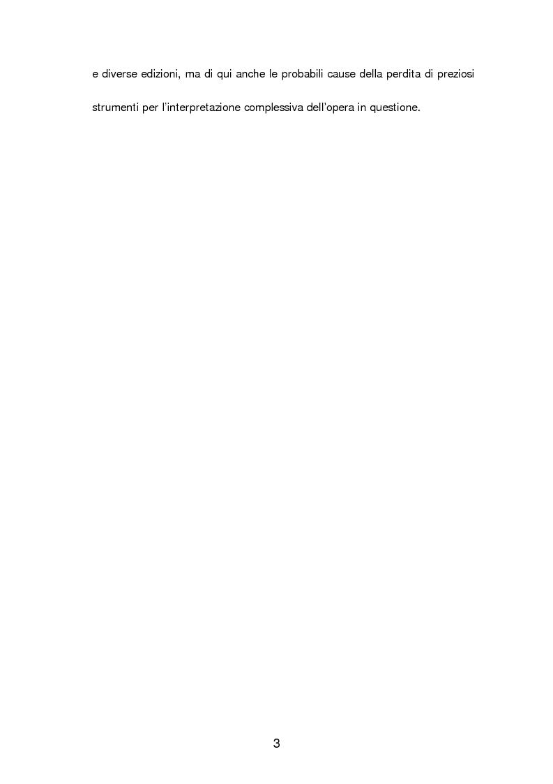 Anteprima della tesi: Un poema cavalleresco in sesta rima: Il libro d'arme e d'amore chiamato ''Leandra'' di Pietro Durante da Gualdo, Pagina 5