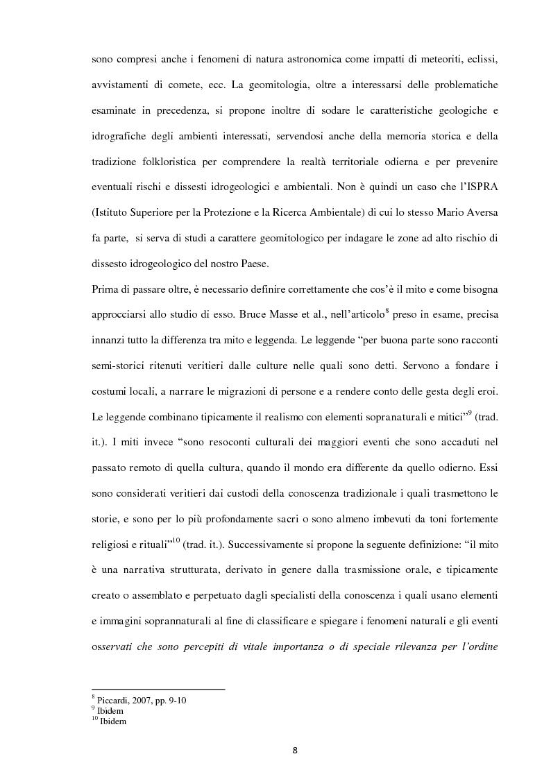 Anteprima della tesi: Geoarcheologia del santuari mantici, Pagina 9