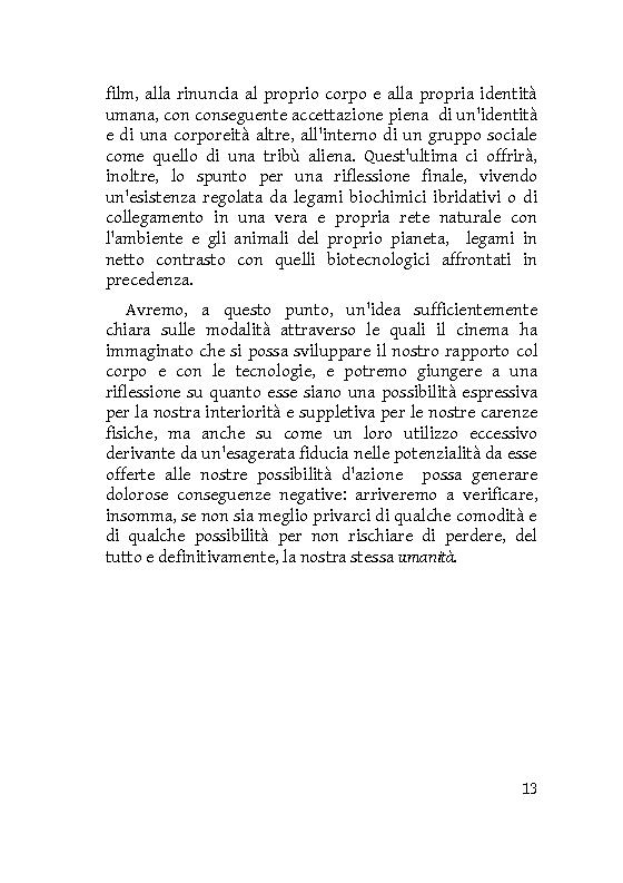 Anteprima della tesi: Identità extracorporee: al di fuori del proprio corpo, Pagina 8