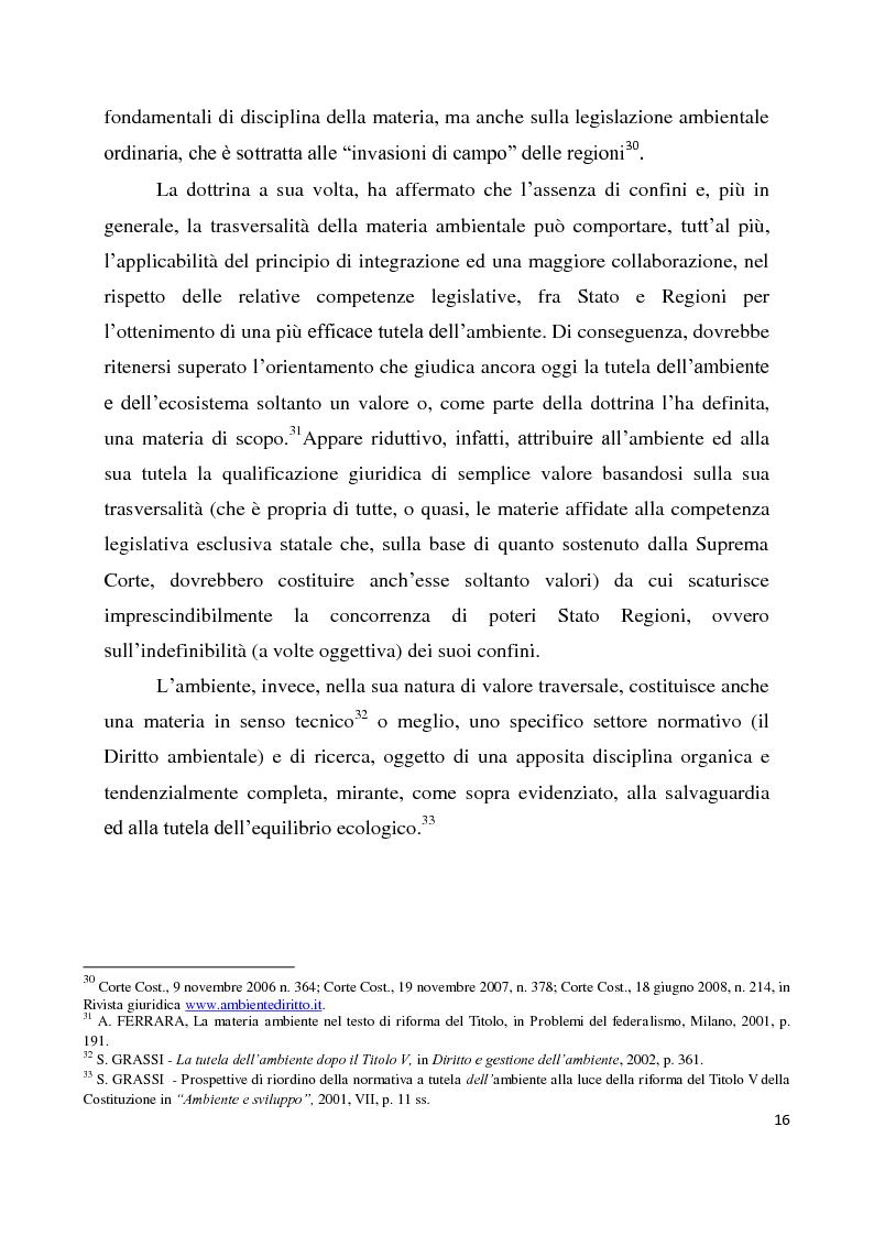 Anteprima della tesi: Le agro-energie, Pagina 15
