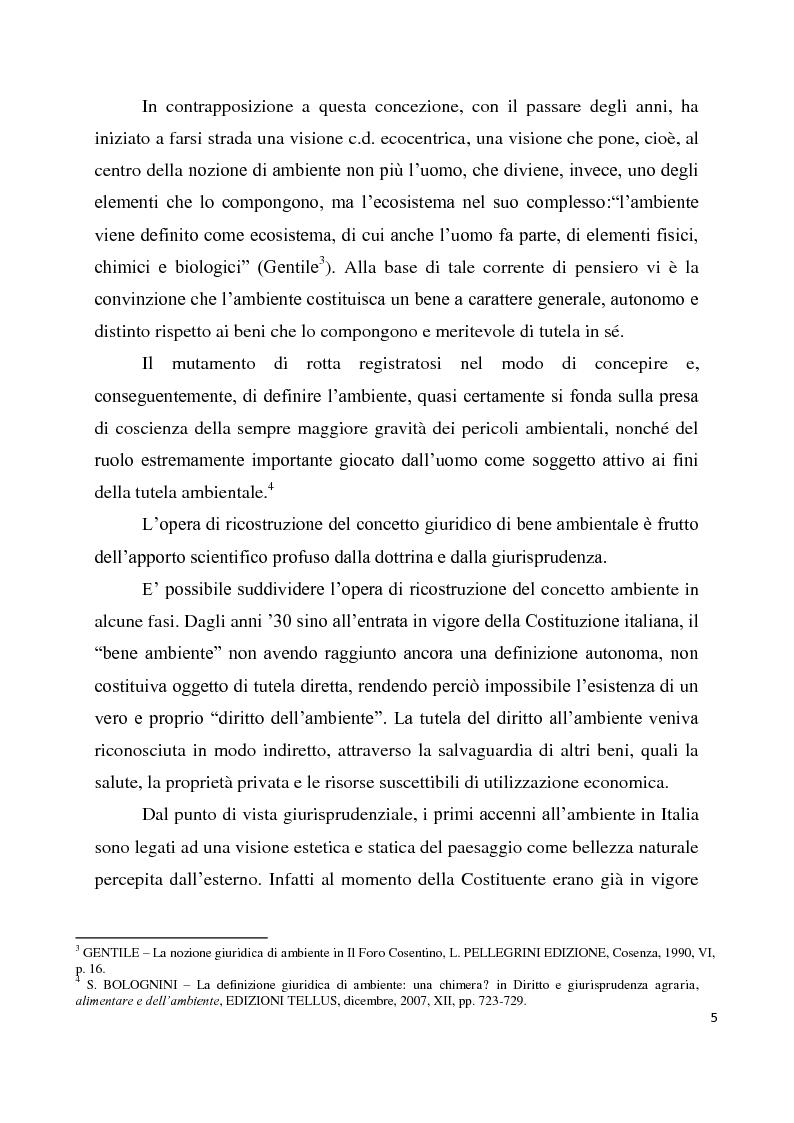 Anteprima della tesi: Le agro-energie, Pagina 4