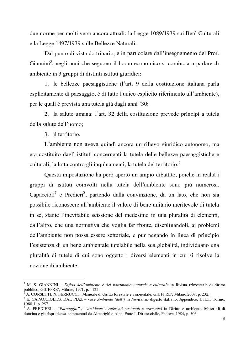 Anteprima della tesi: Le agro-energie, Pagina 5