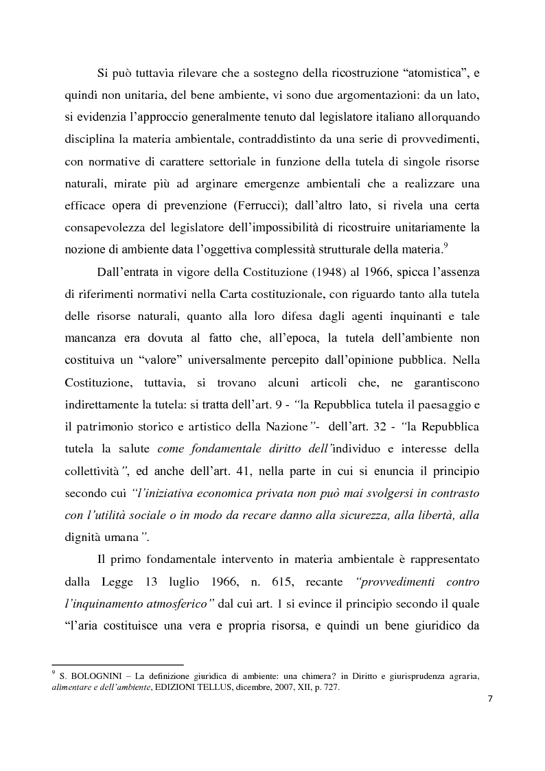 Anteprima della tesi: Le agro-energie, Pagina 6