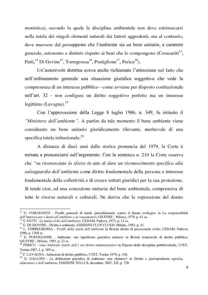 Anteprima della tesi: Le agro-energie, Pagina 8