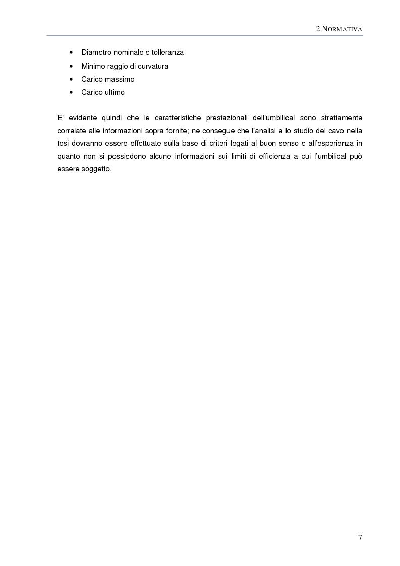 Anteprima della tesi: Modellazione numerica agli Elementi Finiti della dinamica del cavo elettrico di un convertitore di energia ondosa galleggiante, Pagina 6
