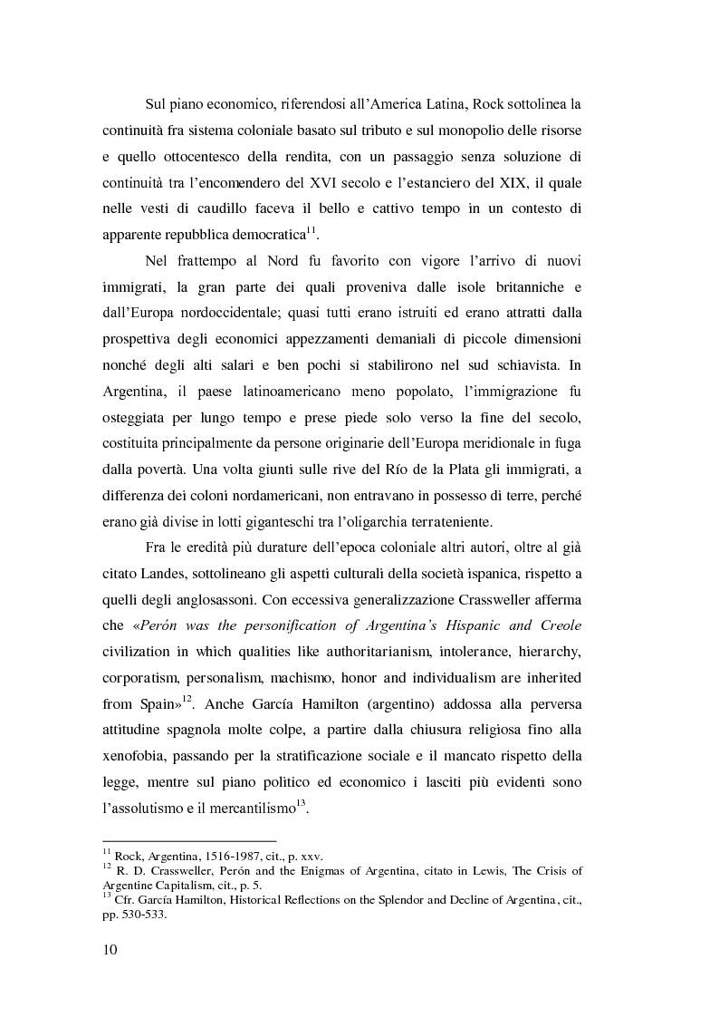 Anteprima della tesi: Argentina 2001: una crisi lunga venticinque anni, Pagina 7