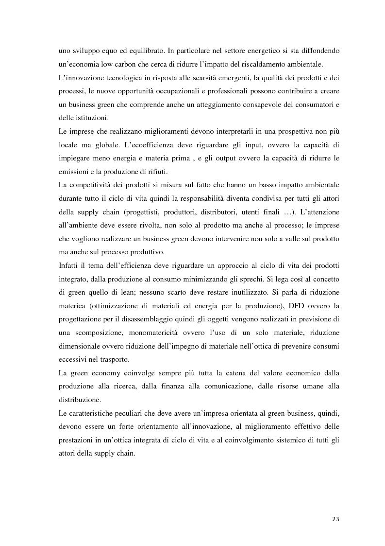 Anteprima della tesi: Il green marketing come leva del vantaggio competitivo nella green economy: il caso Palazzetti Lelio S.p.A., Pagina 16