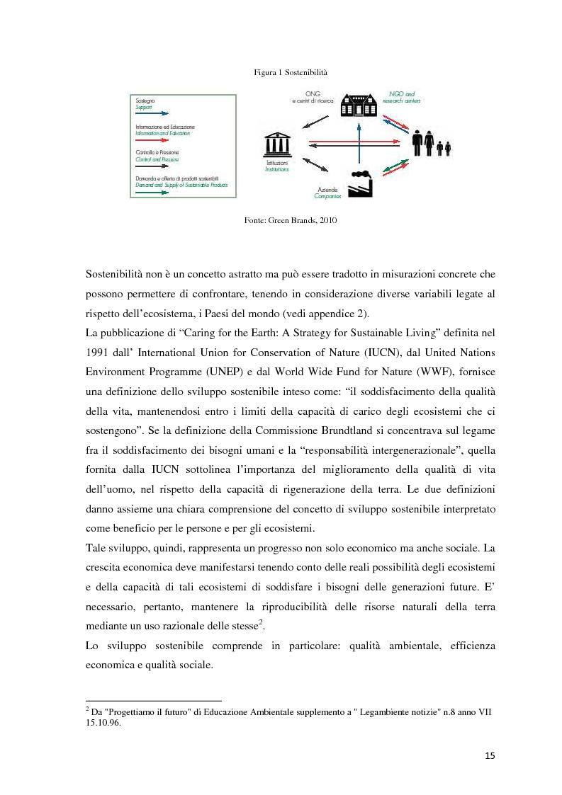 Anteprima della tesi: Il green marketing come leva del vantaggio competitivo nella green economy: il caso Palazzetti Lelio S.p.A., Pagina 8
