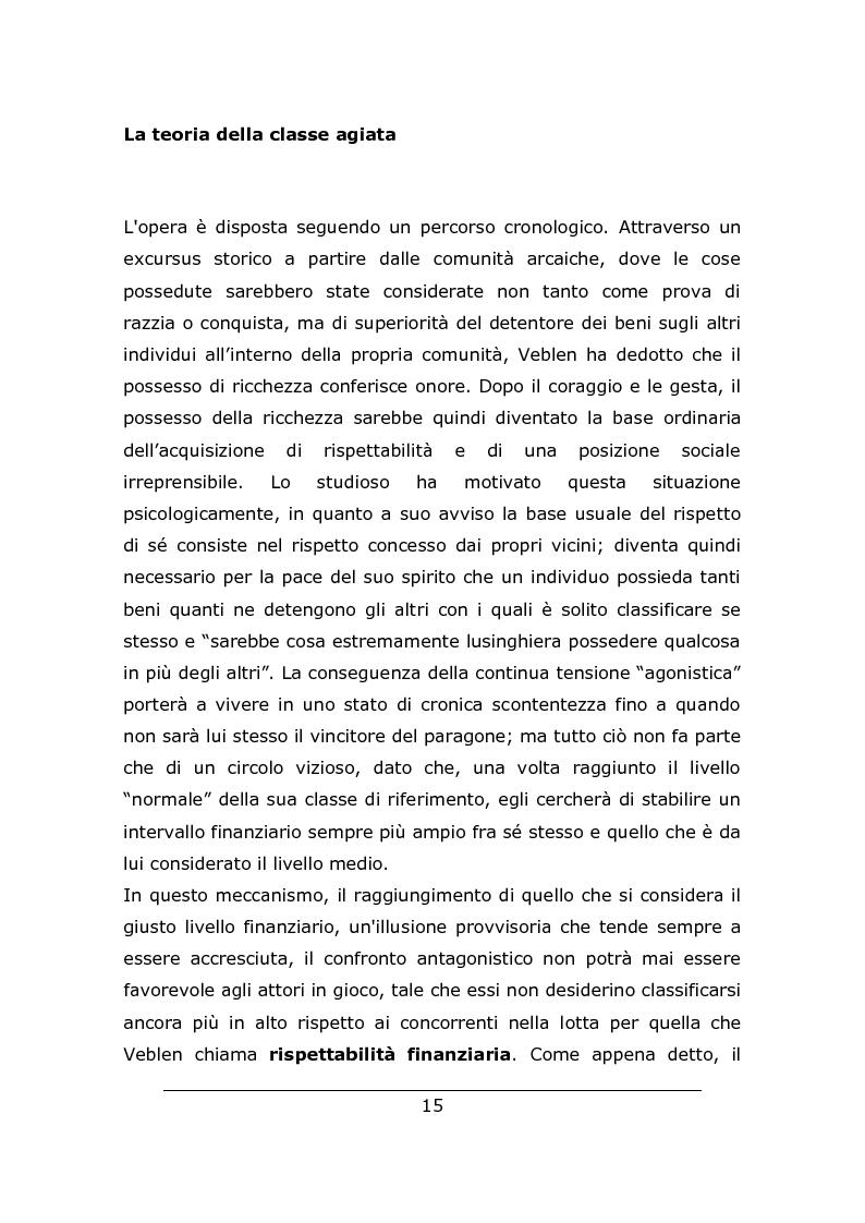 Anteprima della tesi: Consumo vistoso e di status nella ''nuova'' Cina urbana: ricerca ed osservazione nello Jiangsu, Pagina 12