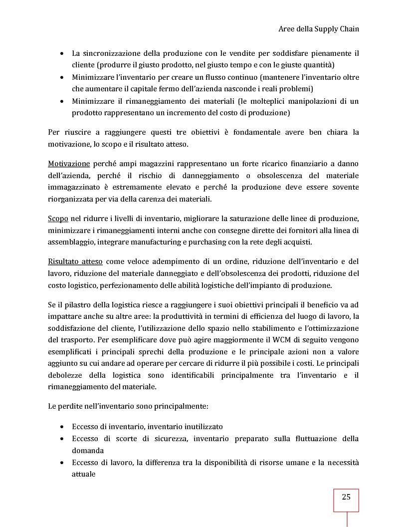 Anteprima della tesi: Performance Management applicato ad una Supply Chain: il caso CNH Italia Spa, Pagina 12