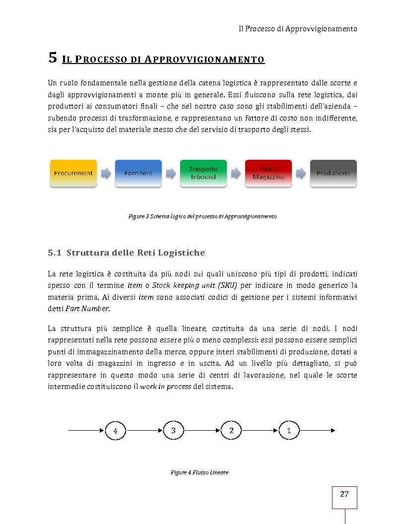 Anteprima della tesi: Performance Management applicato ad una Supply Chain: il caso CNH Italia Spa, Pagina 14