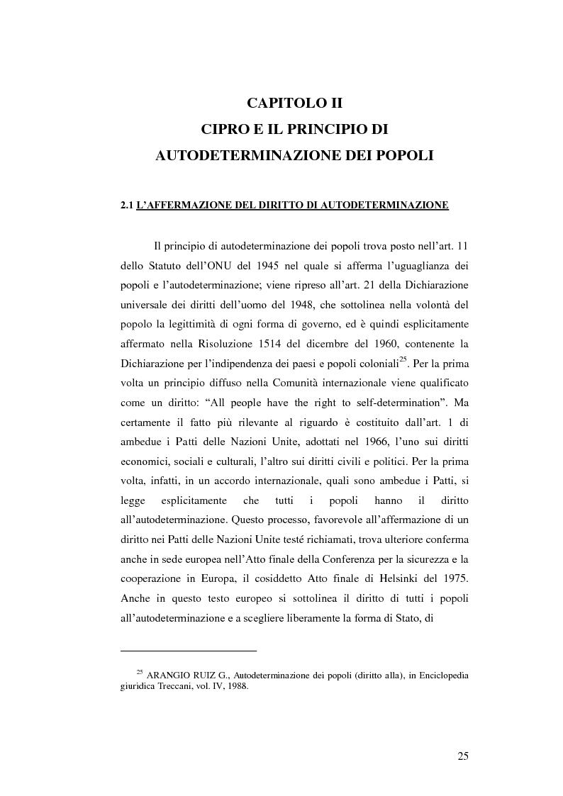 Anteprima della tesi: La questione cipriota nel contesto delle Nazioni Unite, Pagina 2