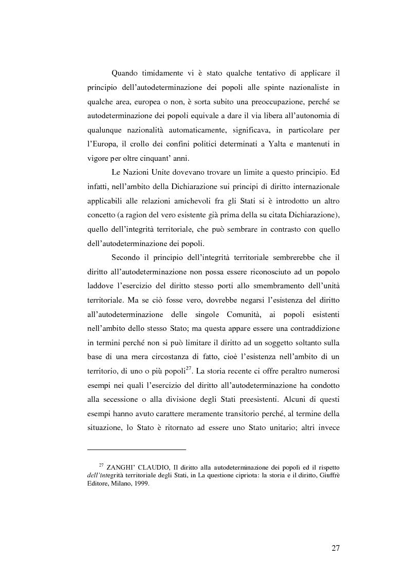 Anteprima della tesi: La questione cipriota nel contesto delle Nazioni Unite, Pagina 4