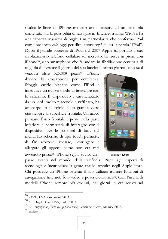 Anteprima della tesi: Il potere dei grandi miti del consumo. Marche e prodotti di culto sotto il riflettore, Pagina 7