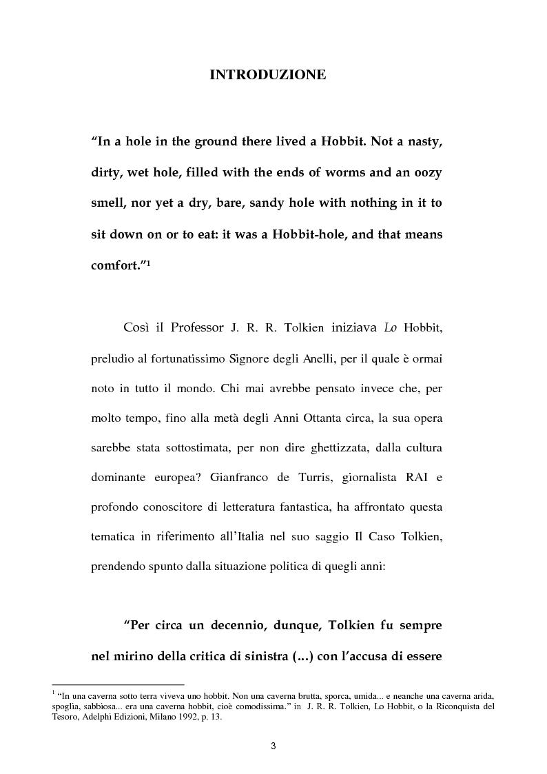 Anteprima della tesi: J.R.R. Tolkien: filologo e poeta tra antichità e '900, Pagina 2