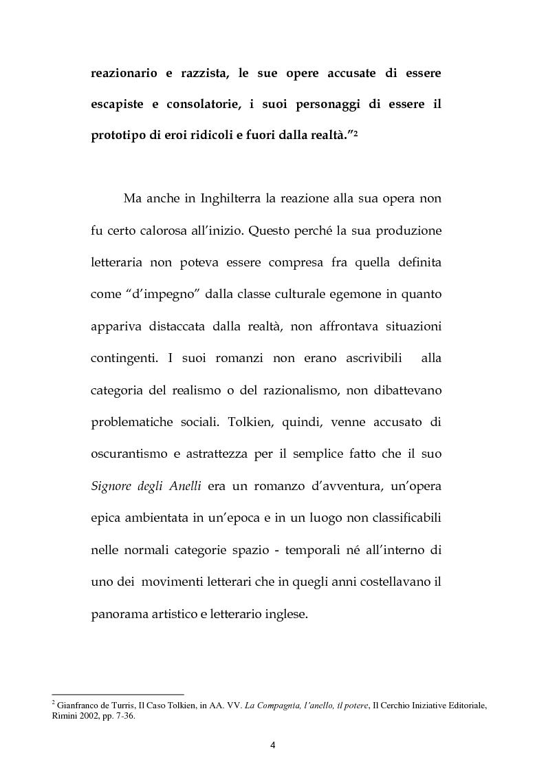 Anteprima della tesi: J.R.R. Tolkien: filologo e poeta tra antichità e '900, Pagina 3