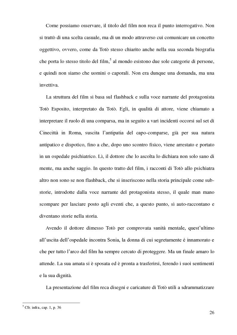 Anteprima della tesi: Cogito ergo De Curtis, Pagina 14
