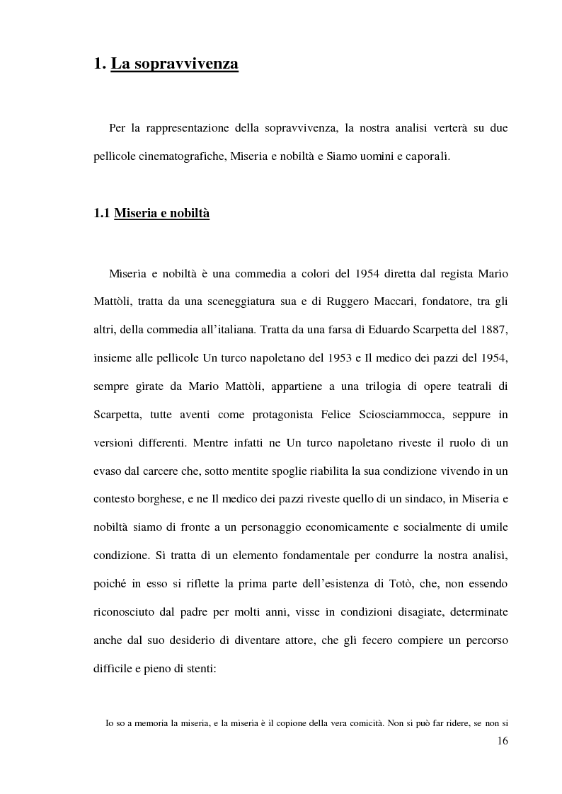 Anteprima della tesi: Cogito ergo De Curtis, Pagina 4