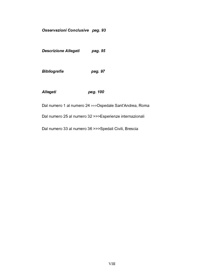 Indice della tesi: Coinvolgimento e partecipazione del personale nello sviluppo delle competenze: persone motivate ad alta professionalità come valore strategico per la creazione di know-how organizzativo, Pagina 6
