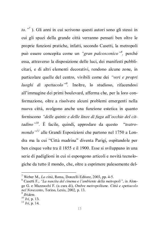 Anteprima della tesi: New York stories. La Grande Mela nei film di Scorsese., Pagina 10
