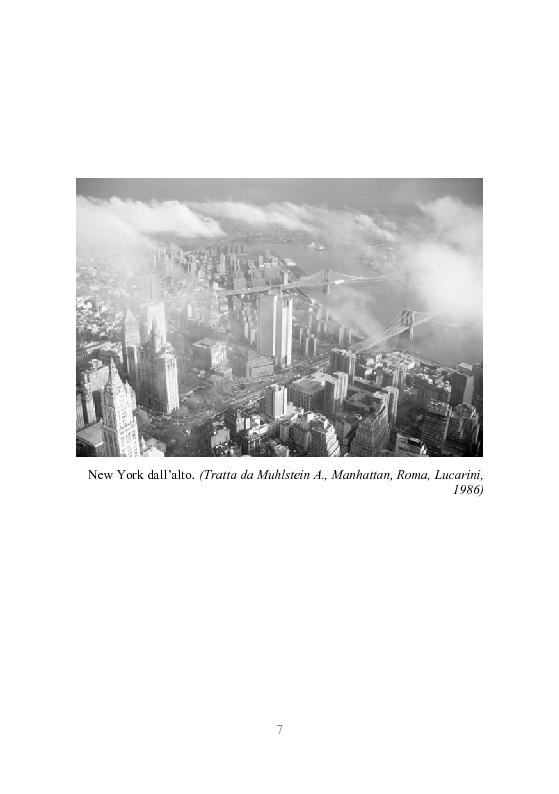 Anteprima della tesi: New York stories. La Grande Mela nei film di Scorsese., Pagina 4