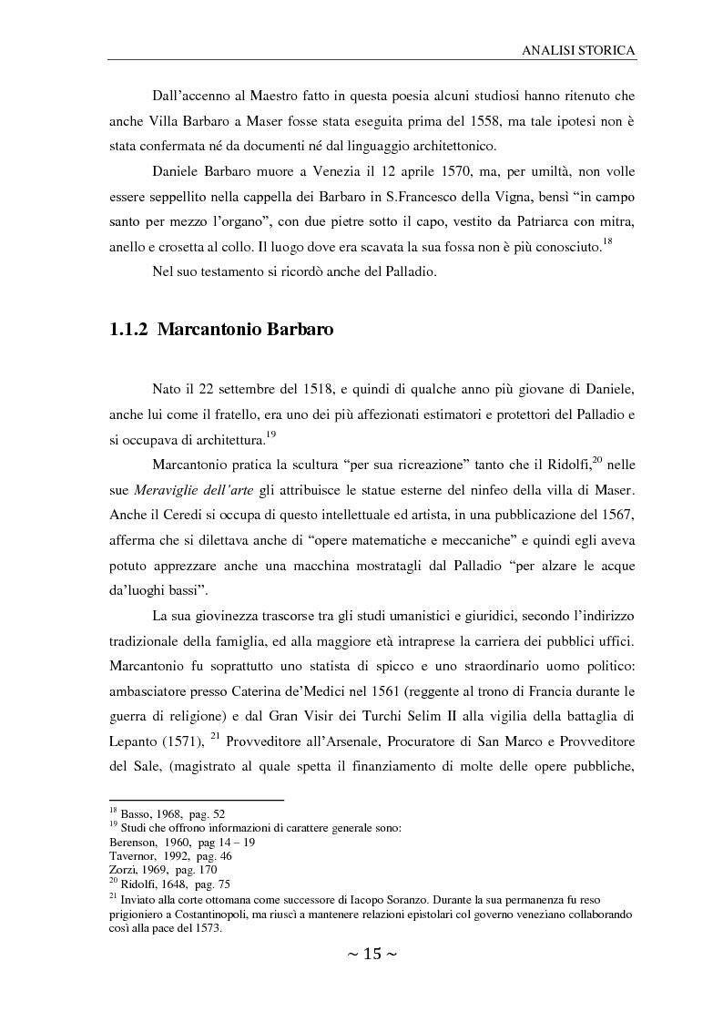 Anteprima della tesi: Il ninfeo di Villa Barbaro a Maser. Interpretazioni e problemi, Pagina 10
