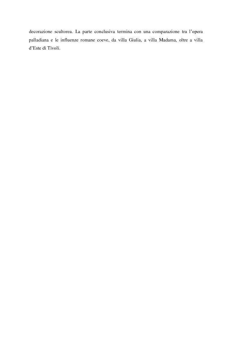 Anteprima della tesi: Il ninfeo di Villa Barbaro a Maser. Interpretazioni e problemi, Pagina 3
