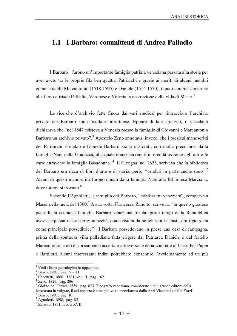 Anteprima della tesi: Il ninfeo di Villa Barbaro a Maser. Interpretazioni e problemi, Pagina 6