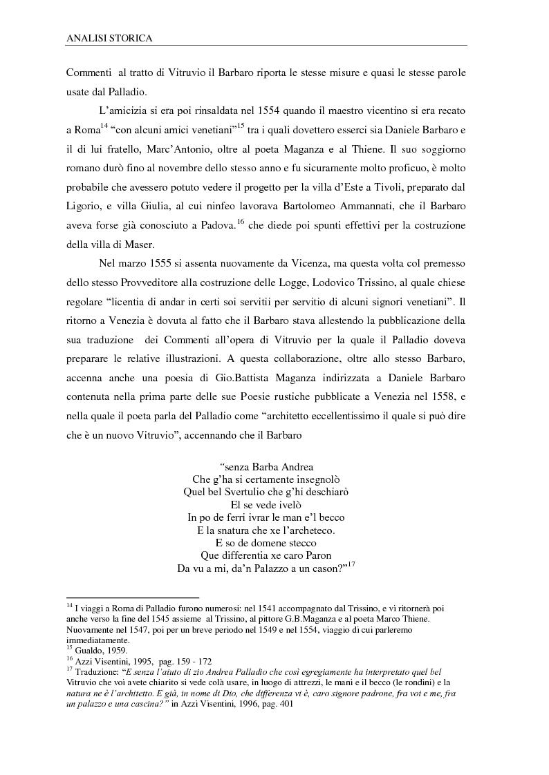 Anteprima della tesi: Il ninfeo di Villa Barbaro a Maser. Interpretazioni e problemi, Pagina 9