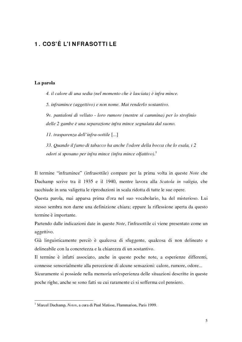 Anteprima della tesi: Infrasottile: catturare il cambiamento, Pagina 2