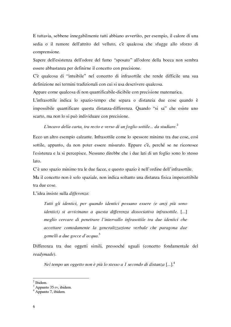 Anteprima della tesi: Infrasottile: catturare il cambiamento, Pagina 3