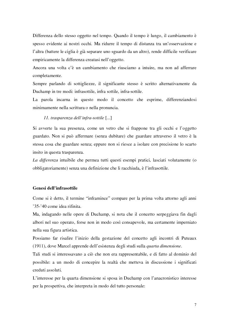 Anteprima della tesi: Infrasottile: catturare il cambiamento, Pagina 4