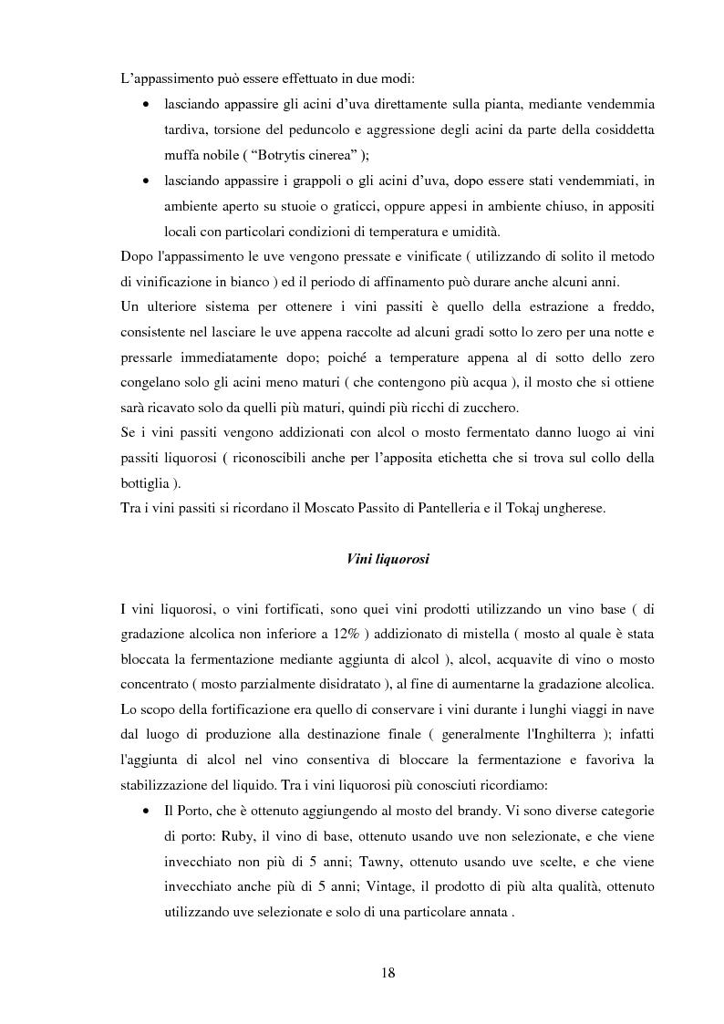 Estratto dalla tesi: Caratterizzazione rilassometrica di vini ed aceti