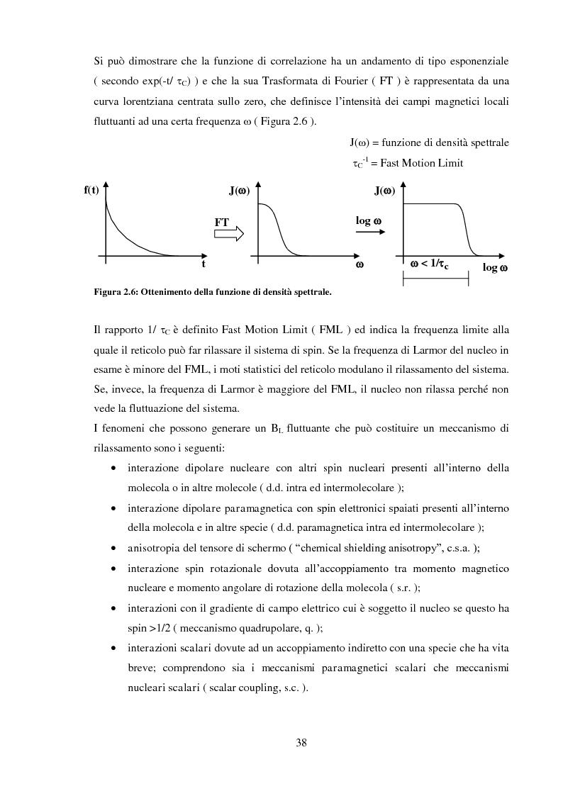 Anteprima della tesi: Caratterizzazione rilassometrica di vini ed aceti, Pagina 8