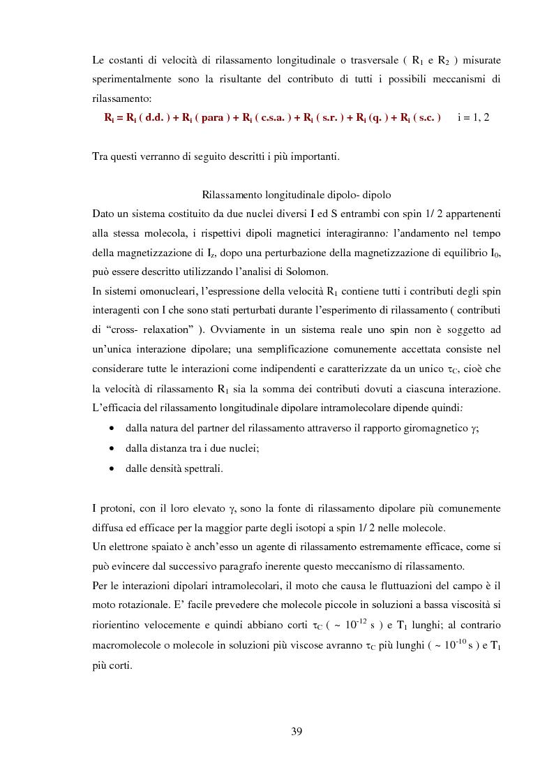 Anteprima della tesi: Caratterizzazione rilassometrica di vini ed aceti, Pagina 9