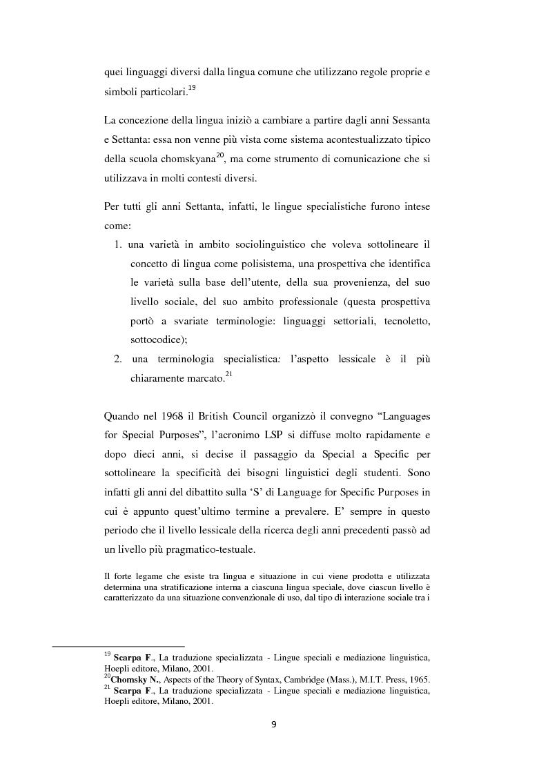 Anteprima della tesi: Analisi di alcune Keywords del linguaggio giuridico nella ''Convention on the Rights of the Child'', Pagina 3