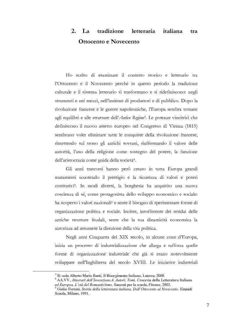 Anteprima della tesi: Crevalcore: il romanzo della città del silenzio, Pagina 2