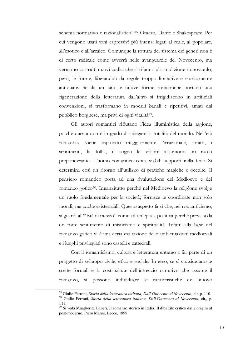 Anteprima della tesi: Crevalcore: il romanzo della città del silenzio, Pagina 8