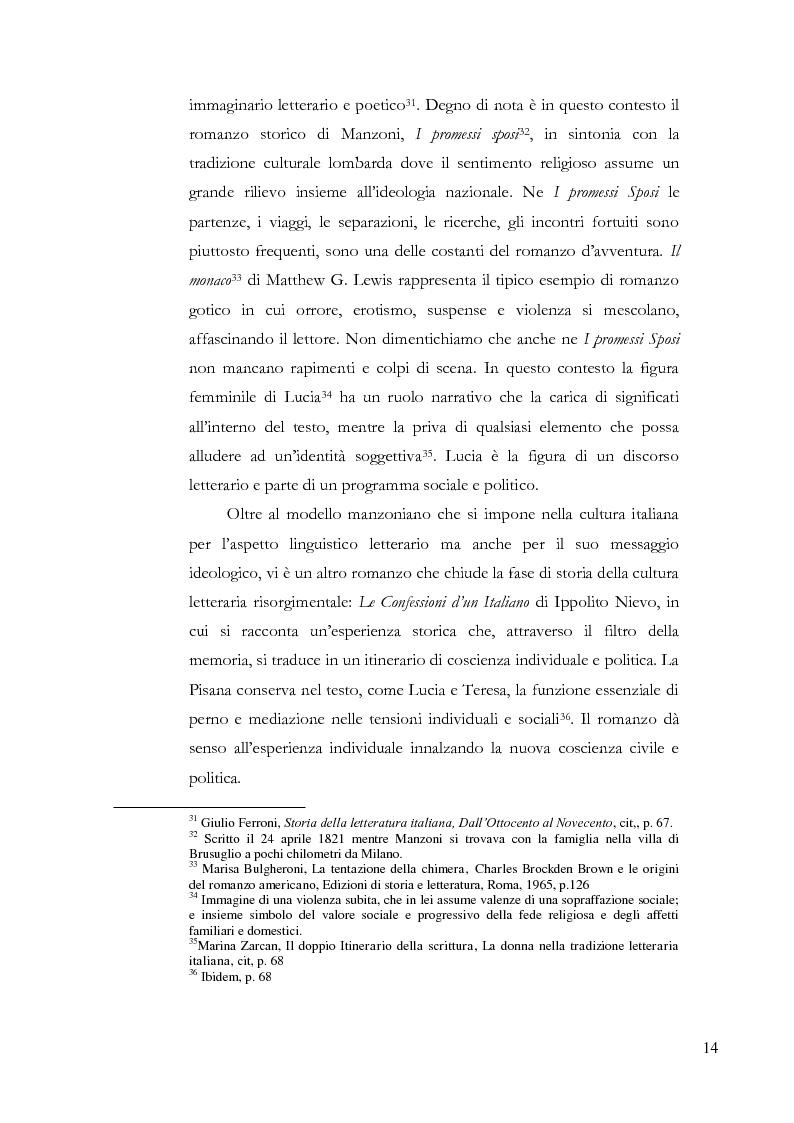 Anteprima della tesi: Crevalcore: il romanzo della città del silenzio, Pagina 9