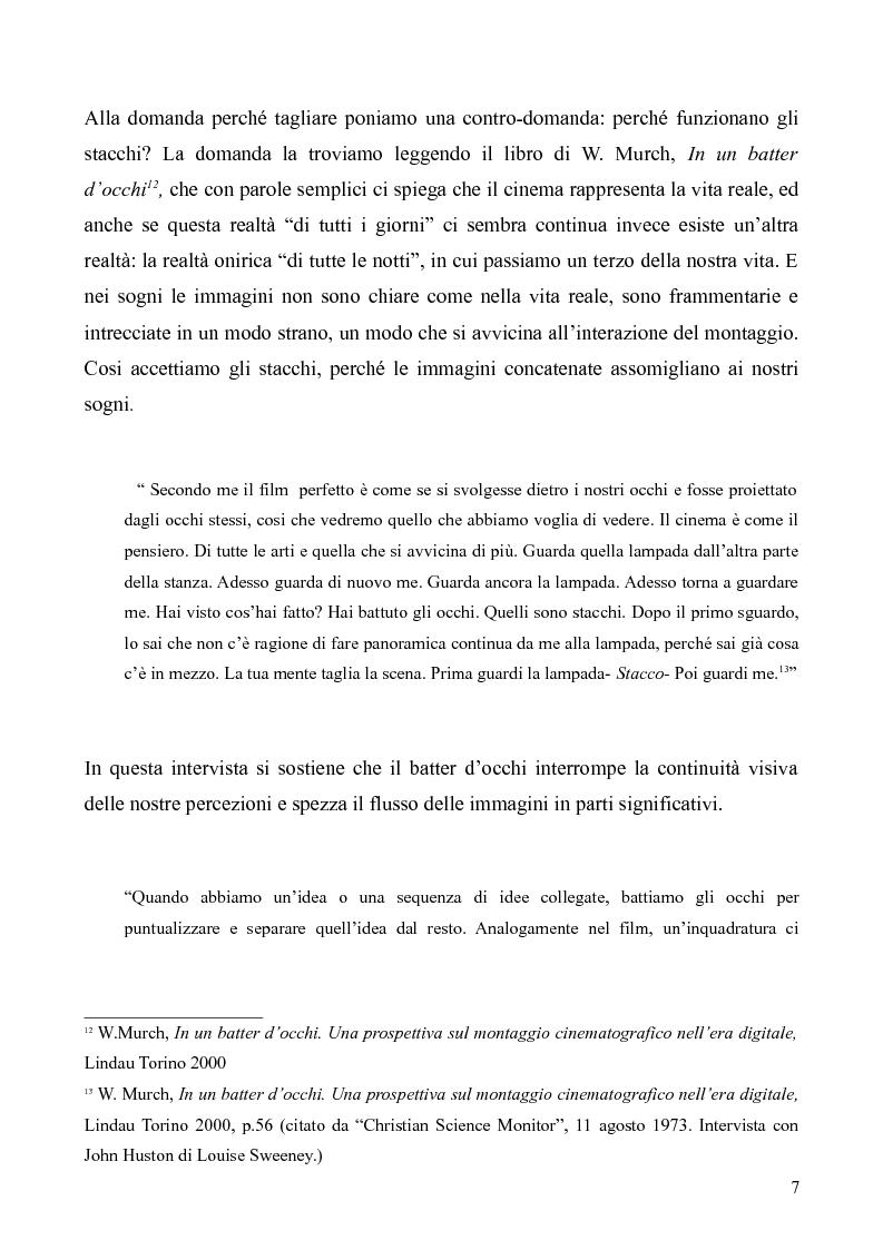 Anteprima della tesi: Il montaggio e le particolarità nel film ''Nella valle di Elah'', Pagina 6