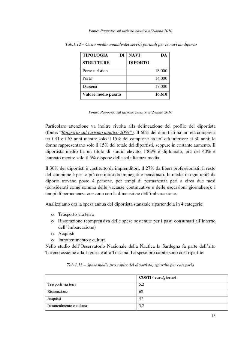 Anteprima della tesi: Valutazione ambientale strategica del piano regolatore portuale di Cagliari, Pagina 15